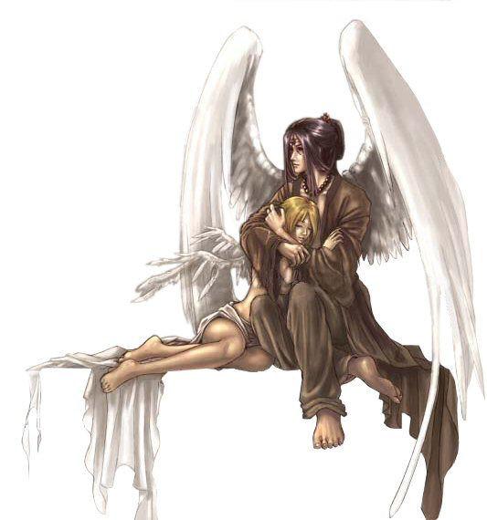 Ange consolatrice