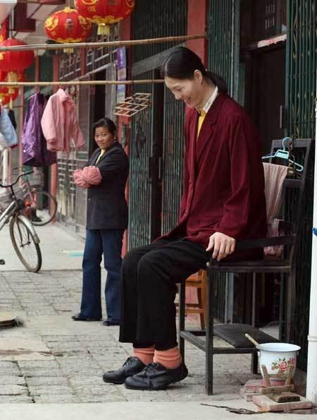 géante chinoise